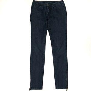 Michael Kors Jeans Skinny Dark Wash Size 0 (BB48)